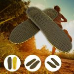 Soft Orthotic Arch Support Sport Insoles Pronation Plantar Fasciitis Flat Feet Shoe Pads