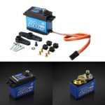 Power HD LW-20MG Waterproof Digital Servo For 1/10 1/8 RC Car RC Model JR/futaba Compatible