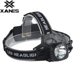 XANES K55A 500 Lumens Bicycle Led T6 Headlight Outdoor Sports HeadLamp 4 Modes Adjustable Head Light