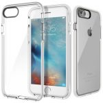 Rock Ultra Thin Transparent Soft TPU TPE Shockproof Back Case For iPhone 7 Plus 5.5 Inch