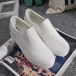 Women Casual Slip-on Loafers Increased Driving Lazy Flats