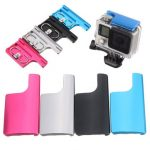 Replacement Aluminum Lock Buckle For GoPro HD Hero 3 Plus 4 Protective Housing Case