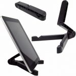360 Degree Rotating Foldable Stand Holder for Tablet PC Cellphone