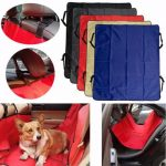 Pet Cat Dog Back Car Seat Cover Hammock Protector Mat Blanket Waterproof Travel