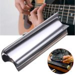 Stainless Steel Slide Dobro Tone Bar For Electric Guitar Stringed Instrument