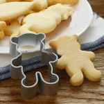 Little Bear Aluminum Cookie Cutter Mold Biscuit Fondant Cutter Cake Decorating Tool