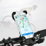 """360 Cycling Bicycle Bike Handlebar Mount Holder Stand For 3.5-7"""" Mobile Phone"""