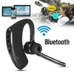 Wireless Bluetooth 4.0 Stereo HeadSet Handsfree Earphone For Tablet Cellphone