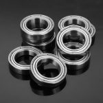 10pcs 15x24x5mm Deep Groove Ball Bearings 6802zz Miniature Bearings
