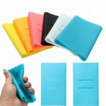 Silicone Case Protector Cover for Xiaomi 10000mAh Type-c Quick Charger Power Bank
