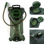2L Bicycle Water Bag Bladder Pack Portable Drinking Bag With Screw For Camping Hiking Cycling