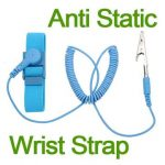 Anti Static ESD Wrist Strap Discharge Band Grounding
