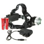 T6 Bike Bicycle Rechargeable Led Headlight Headlamp