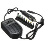 DC 80W Auto Charger Power Laptop Adapter