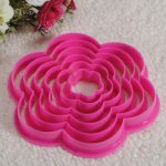 Flower Cake Cookie Biscuit Cutter Mold Fondant Pastry Decorating Tool