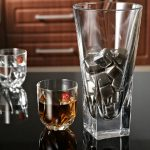 1Pcs Stainless Steel Whisky Stones Cube Glacier Whiskey Rocks