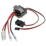 HSP 320A Brush Speed Controller ESC For RC Car Truck Boat