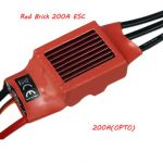 Red Brick 200A ESC Brushless ESC OPTO NO BEC 200A(OPTO)