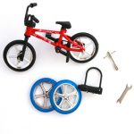 Finger Bicycle Bike Mini Toy Alloy Multi-color Kids Gift sports