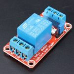 5V 1 Channel Level Trigger Optocoupler Relay Module For Arduino