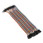 40 x 30cm Male To Female DuPont Breadboard Jumper Wire Cable