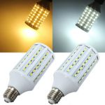 E27 15W 5630SMD 84 LED Corn Light Bulb Lamps Energy Saving 220V