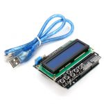 Geekcreit UNO R3 USB Development Board With LCD 1602 Keypad Shield Kit For Arduino