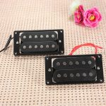 Black Humbucker Double Coil Electric Guitar Pickups