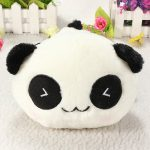 Cute Soft Plush Stuffed Panda Doll Bolster Gift Doll Lovely Toys