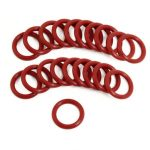 20 PCS O Rubber Ring Propeller Protector 21mm x 15mm x 3mm For RC Model