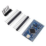 3.3V 8MHz ATmega328P-AU Pro Mini Microcontroller Board With Pins For Arduino