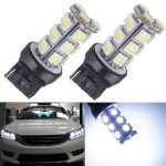 T20 18 SMD 5050 LED Turn Corner Bake Tail Light Bulb Lamp White