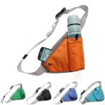 Multifunction Waist Bag Running Jogging Waterbottle Pack Trangle Pouch