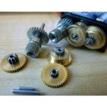 KST 215MG 115MG 315MG Metal Digital Servo Gear Set