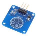 Jog Type Touch Sensor Module Capacitive Touch Switch Module For Arduino