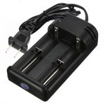 26650 18650 14500 Smart Double Battery Charger Plug Adapter