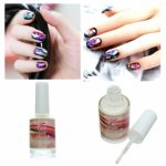 15ml Adhesive Nail Art Glue For Foil Sticker Nail Transfer Tips