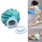 Sports Healthcare Ice Bag Pack Cap For Muscle Aches Injury First Aid Care