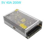 200W Switching Power Supply 170-250V To 5V 40A For LED Strip Light