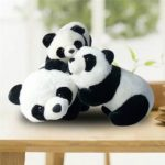 Super Cute Soft Plush Stuffed Panda Animal Doll Toy Holiday Gifts