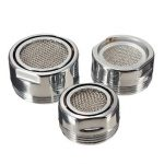 Chrome Faucet Filter Housing With The filter Gasket