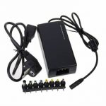 96W Universal Laptop Power Adapter with 8 Connecter Adjustable Voltage