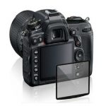 Fotga Premium LCD Screen Panel Protector Glass For Nikon D7100