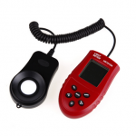 HS1010 HS1010A LCD Digital Light Meter Illuminance 1-200000LUX