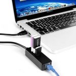 3 Ports USB3.0 Hub 100/1000 Mbps RJ45 Gigabit Ethernet Network Adapter