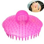 Soft Hair Wash Brushes Head Scalp Massager Bath Healthy Relax Comb
