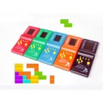 Tetris Game Hand Held LCD Electronic Game Toys Nostalgic Toys