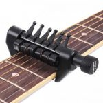 Flanger Electric Guitar Tuning Capo Acoustic Flexi-Capo FA20 Portable