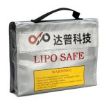 DUPU Explosion-Proof Fire-Proof Bag For Li-Po Battery