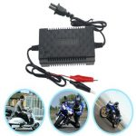 Motorcycle Scooter Lead-acid Intelligent Pulse Battery Charger